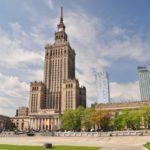Warszawa, Pałac Kultury i Nauki