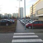 Parking przy Ratuszu Dzielnicy Ursynów