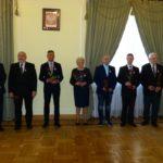 Srebrny Krzyże Zasługi dla Leszka Lenarczyka