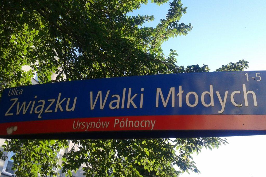 ulica ZWM