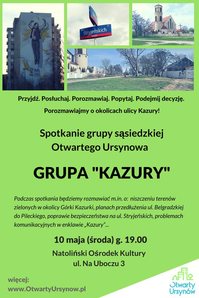 Grupa Kazury