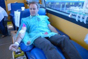 Akcja krwiodawstwa: Oddaj krew przed wakacjami