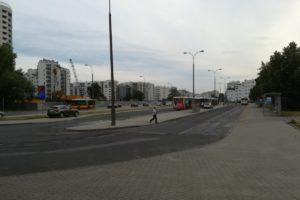 Pętla ZTM przy ul. Płaskowickiej