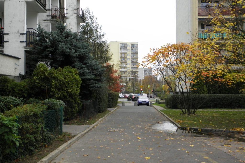 ul. Kazury, Ursynów