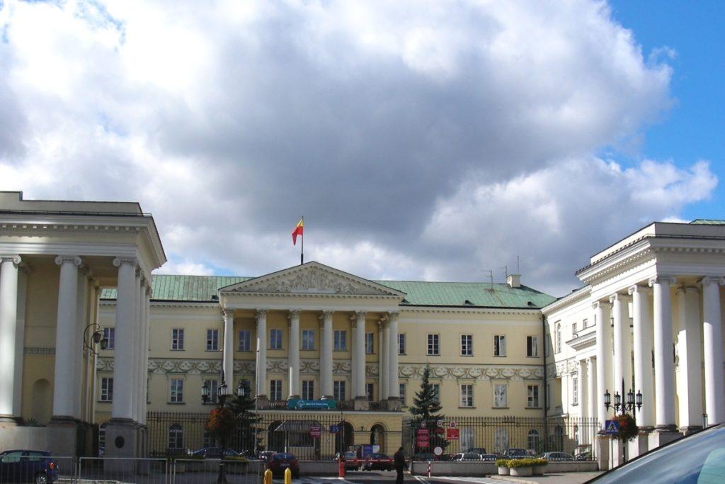 Warszawa, Plac Bankowy, Ratusz