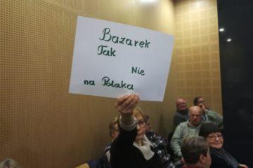 Sesja Rady Dzielnicy Ursynów ws. likwidacji pętli przy ul. Płaskowickiej