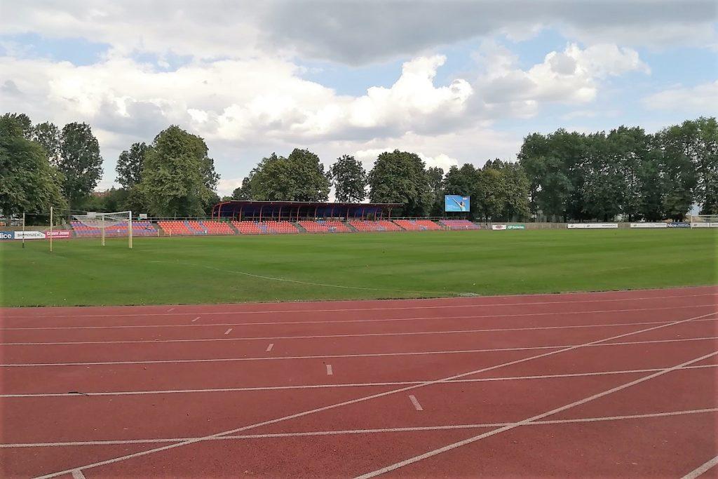 Stadion w Ursusie