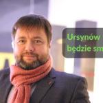 """Bartosz Dominiak - wywiad """"Ursynów będzie smart"""""""