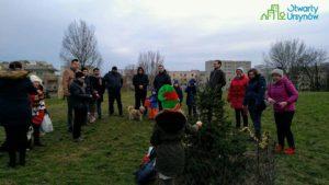 Spotkanie świąteczno-noworoczne w Parku Polskich Wynalazców