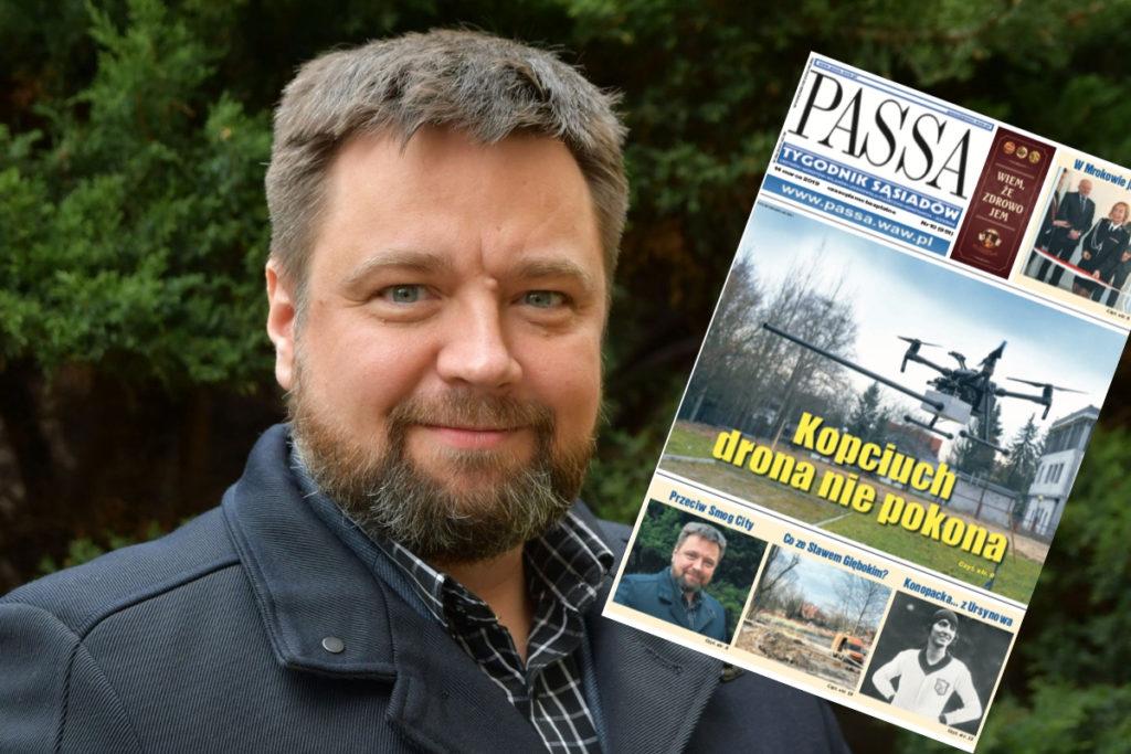 Bartosz Dominiak, wywiad, PASSA