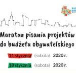 Maraton Pisania Projektów, Urząd Dzielnicy Ursynów m.st. Warszawy