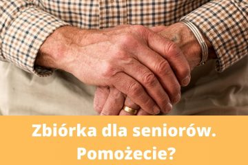 Zbiórka na płyny do dezynfekcji rąk dla ursynowskich seniorów